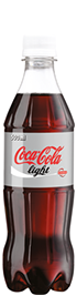 Coca cola light 0,5 L